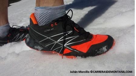 The North face ultra MT zapatillas trail running fotos Carrerasdemontana (2)