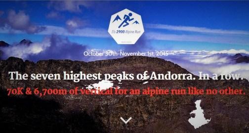 Els 2900 Andorra: Carreras de montaña al más puro estilo alpino.