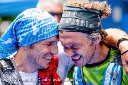 Julián e Isma cruzan meta como campeones del GTP 2014