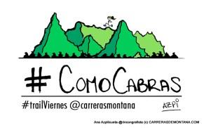 #TrailViernes en Carrerasdemontana.com: ¡Como Cabras!