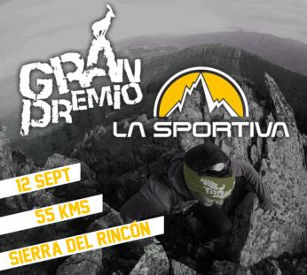 Gran Premio La Sportiva Tactika Trail Sierra del rincón