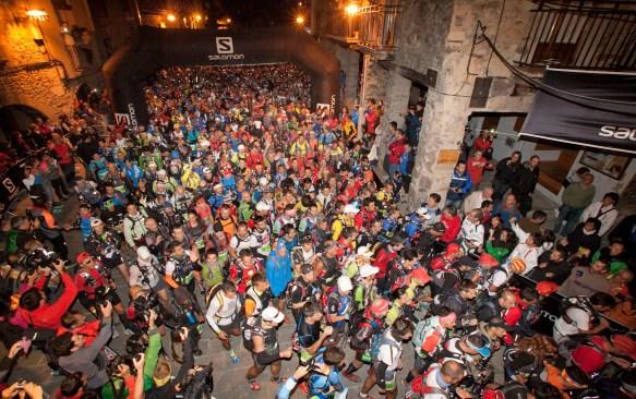 Salida Ultra Pirineu 2014: Foto Jordi Canyameres