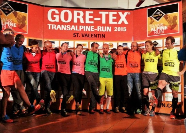 Clasificacion Transalpine gore tex run 2015 Líderes final etapa 7 (2)