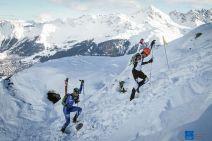 kilian jornet esqui de montaña mundial verbier 2015 fotos ismf skimo 2