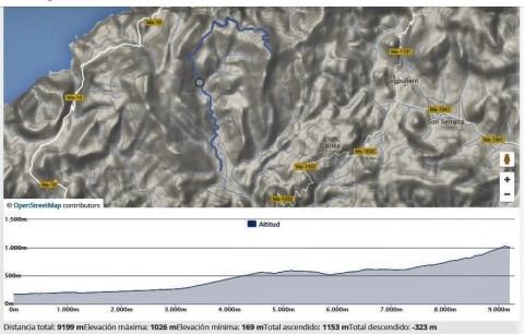 Kilometro Vertical K42 Mallorca 2016 9k d+1163m