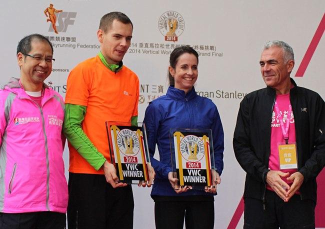 Campeones 2015 VWC. Suzy Walsham (AUS)