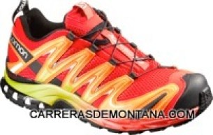 Salomon XA Pro 3D trail running shoes 2017 mayayo