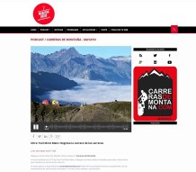 Ultra trail Mont Blanc 2017en #radiotrail