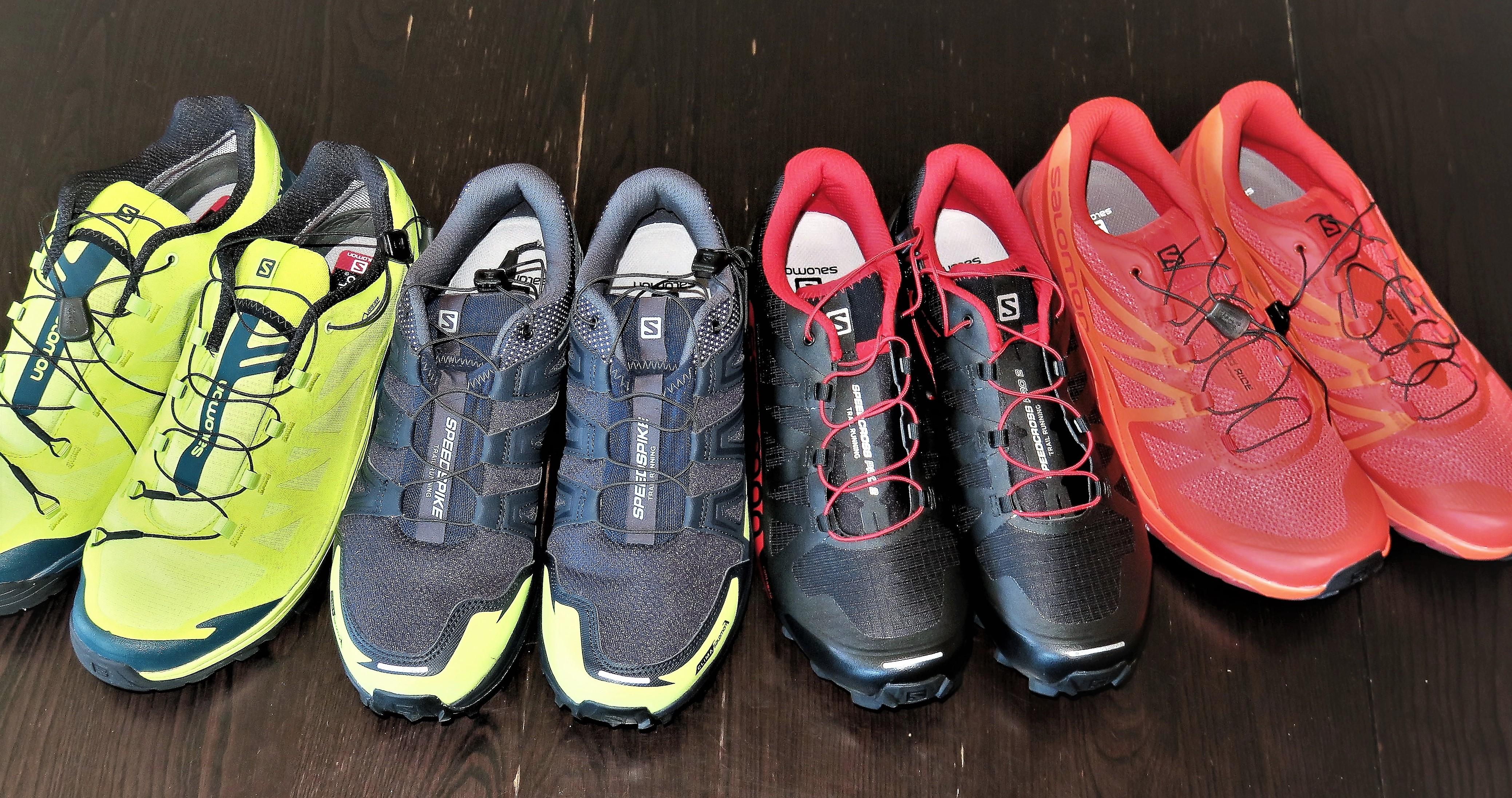 zapatos salomon trail running jacana