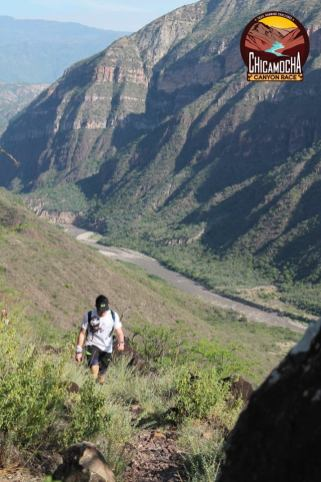 trail running colombia chimacocha canyon race (2)