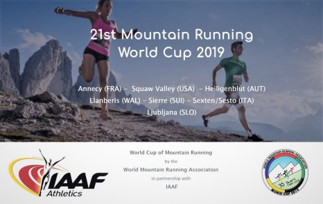 World Mountain running association world cup 2019 wmra calendar