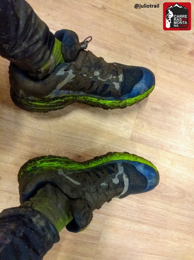 Salomon XA Elevate - Barro @juliotrail