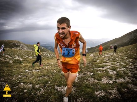 daniel osanz campeon mundo kilometro vertical mundial juvenil skyrunning 2019 fedme 2