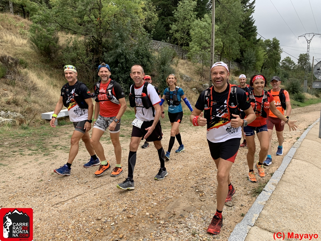 100km Madrid Segovia 2020 Guía Del Corredor Carreras De Montaña