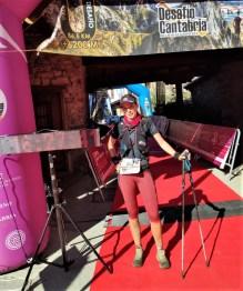 podio femenino desafio cantabria 2019