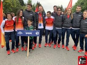 Mundial 2019 WMRA Patagonia. RFEA