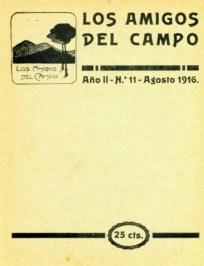 Cercedilla - Siete picos 1916 foto sociedad amigos del campo