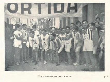 cursa resistencia sant llorenc de munt 1914 foto Muntanya CEC 4