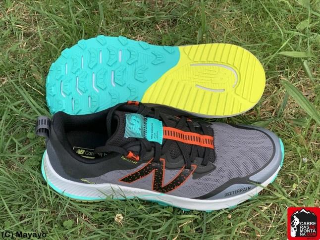 Socialismo Extremo Pantano  New Balance Nitrel V4 Review: Zapatillas de iniciación al trail con nuevo  compuesto DINASOFT - CARRERAS DE MONTAÑA, POR MAYAYO