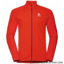 ODLO ZEROWEIGHT WARM HYBRID Running Jacket 5 (Copy)
