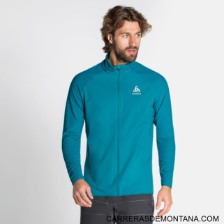 ODLO ZEROWEIGHT WARM HYBRID Running Jacket (Copy)