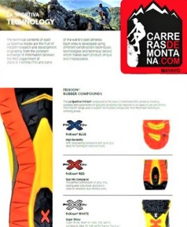 La Sportiva 2022 zapatillas trail running 5