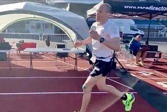 record del mundo 24h sorokin fotos centurion runner