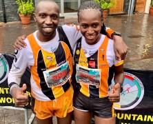 Njeru y Gikuni, campeones. Foto Mayayo