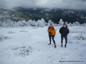 hoko trail running invierno memphis madrid y pablo criado