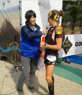Nuria Picas, campeona Fuji 2014