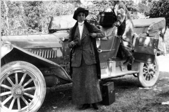 1913. Opel Великого Князя Михаила Александровича. Европа.