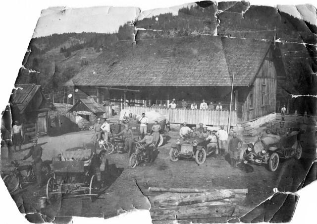1914-1917. Case и Schneider в Русской Императорской Армии.