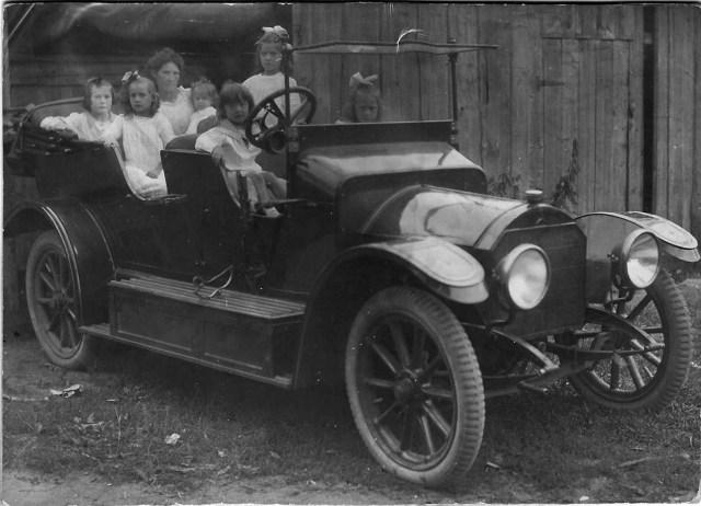 1920-е . Mercedes в Советской России.