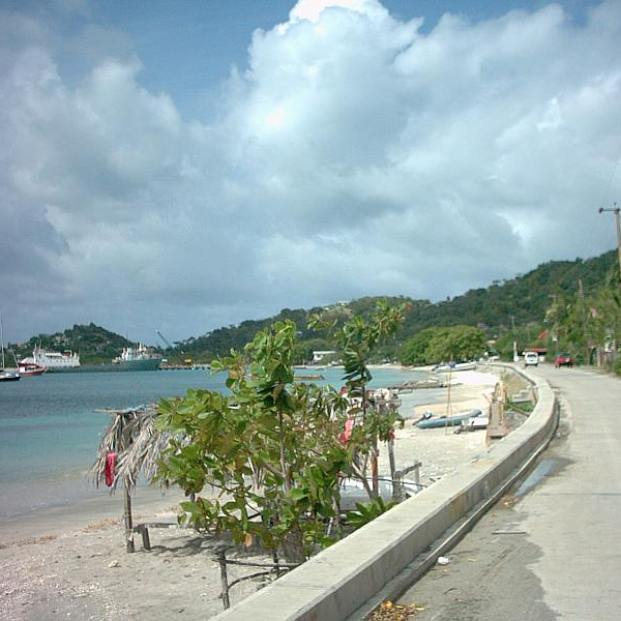 Harveyvale and Tyrell Bay on Carriacou.