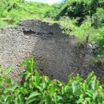 One of the oldest wells on Carriacou island.