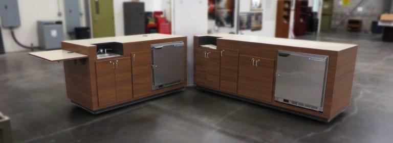 standard coffee and espresso carts