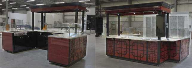 Pho Cart System - Meadows Casino, Pennsylvania