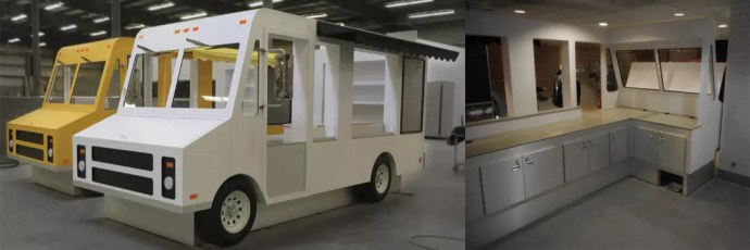 "Brooklyn Rebel ""Food Truck"" - JFK International"