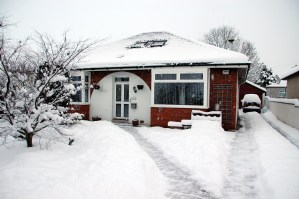 Front of 62 Carrick Drive