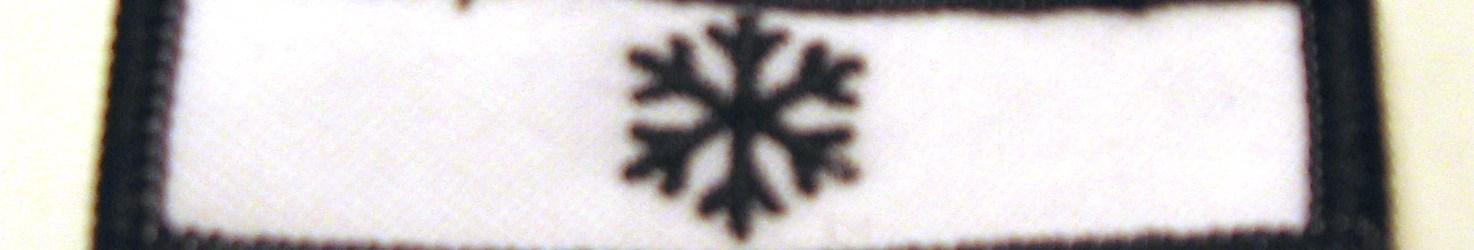 Badge Camping d'hiver