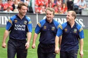 Noel with the 2006 Tipperary Minor hurlers
