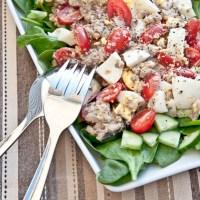 Tomato Sardine Salad