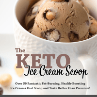 The KETO Ice Cream Scoop Cookbook