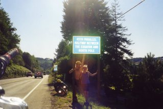 2 Sep 1999 M and G 45th Parallel
