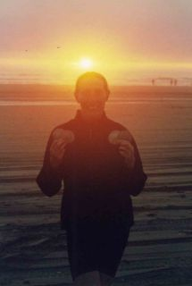 27 Aug 1999 Grayland Beach State Park, Sand Dollars