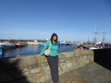 June at Seahouses
