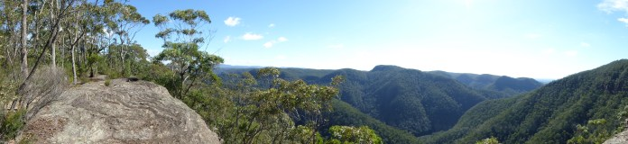 Grose River Lookout, Springwood Trail, Blue Mountains