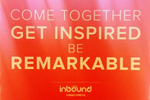 HubSpot Inbound 2013: Day Two
