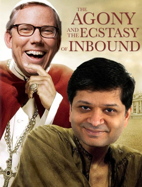 Starring HubSpot's Brian Halligan and Dharmesh Shah