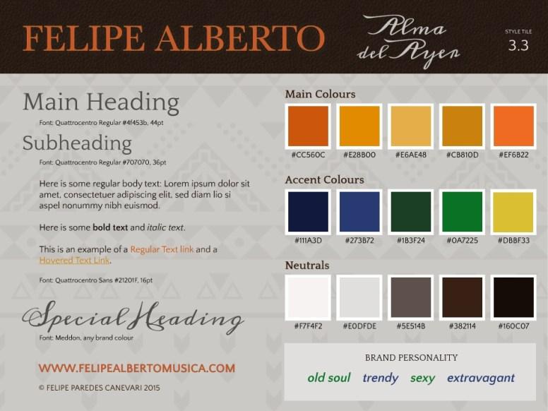 Felipe Alberto - Style Tile
